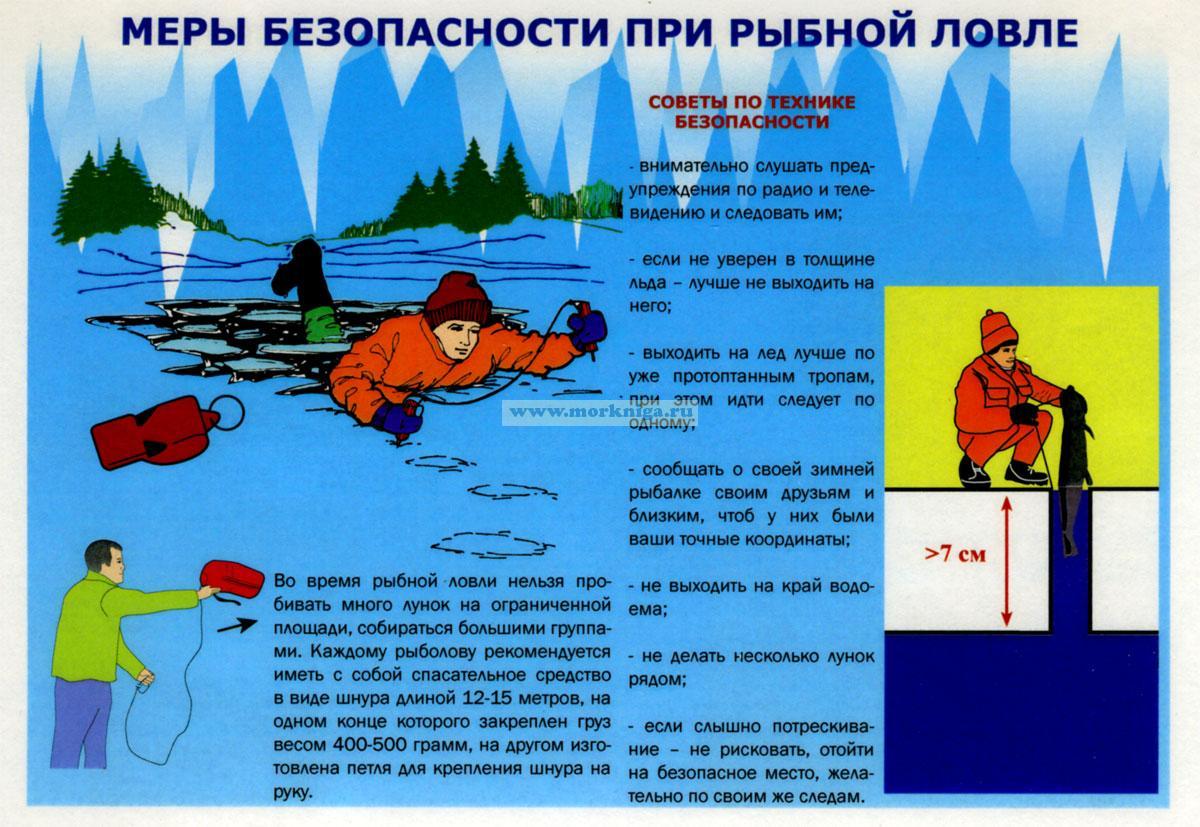 советы для рыбаков